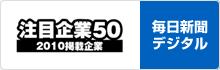 注目企業50