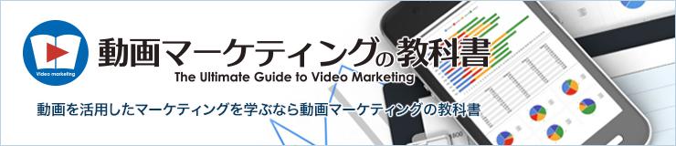 動画マーケティングの教科書 The Ultimate Guide to Video Marketing 動画を活用したマーケティングを学ぶなら動画マーケティングの教科書